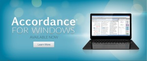 Accordance for Windows graphic